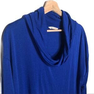 Soft Surroundings Weekend Layers Cowl Neck Tunic